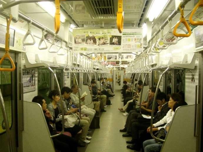 Shinjuku District in Tokyo
