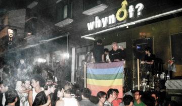 Homo Hill in Seoul, South Korea.