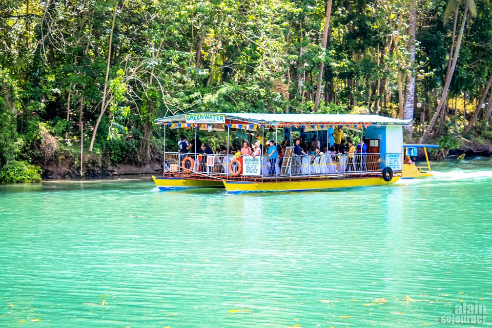 Things to do in Bohol Loboc River Tour