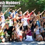 Flash Mob in Dundas