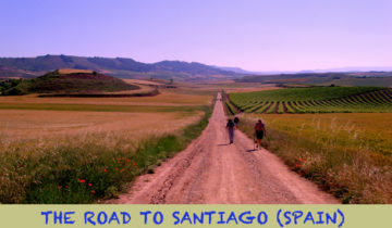 Road to Santiago