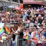 Toronto Pride Parade 2011: One Million Crowd