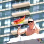 Toronto Pride Parade 2011: Rooftop Crowd
