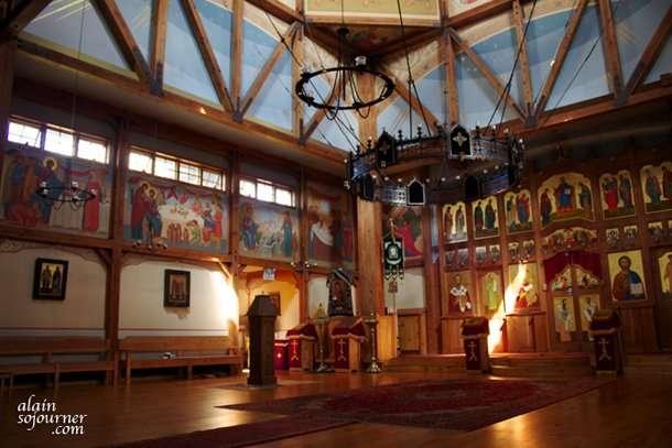 St Elias Ukrainian Catholic Church in Brampton.