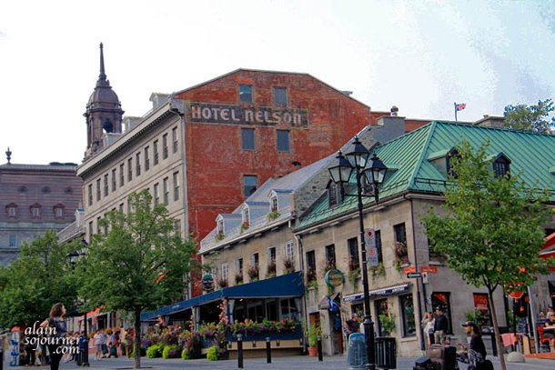 OLD MONTREAL.