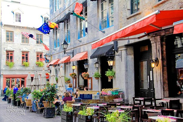 MONTREAL, QUEBEC PROVINCE.