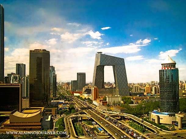 Beijing-Guomao-China / China Best Travel Photos