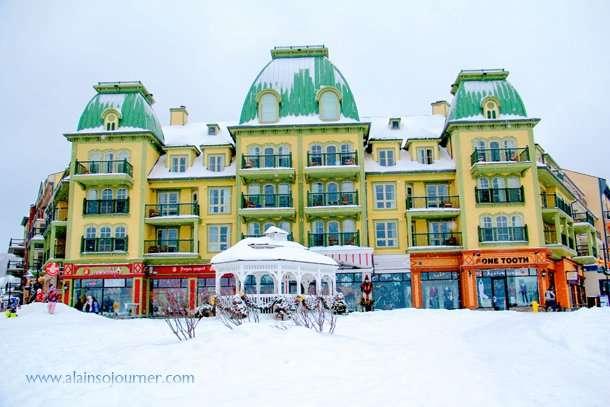 Winter Wonderland in Blue Mountain (Collingwood, Ontario)