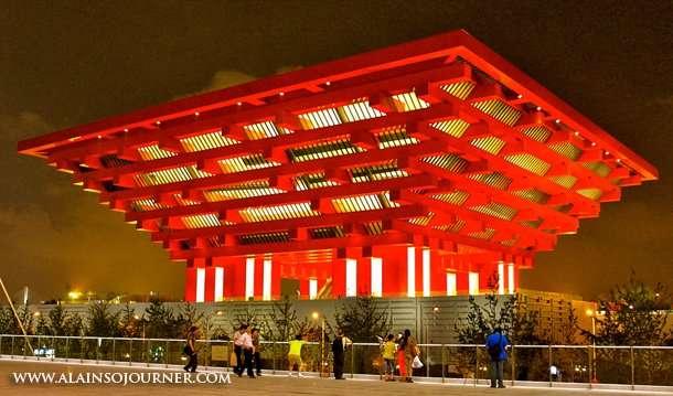 China Best Travel Photos China Pavilion World Expo iN Shanghai