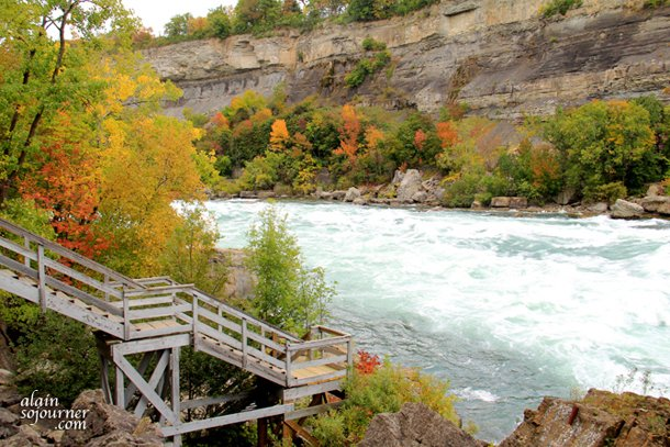 Niagara Falls White Water Walk is one of the attractions you shouldn't miss.
