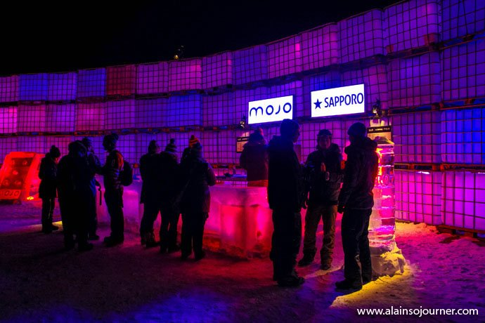 Igloofest in Montreal 1