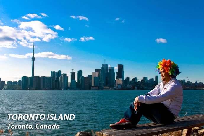 Center Island, Toronto, Canada