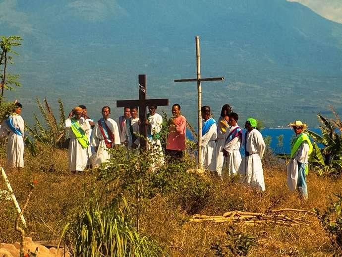 Holy Week Philippines Apo Island 11
