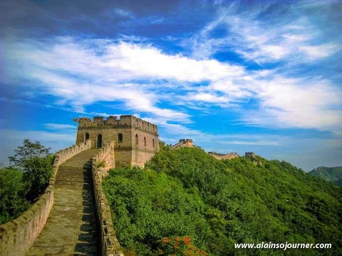 Mutianyu Great Wall of China 1