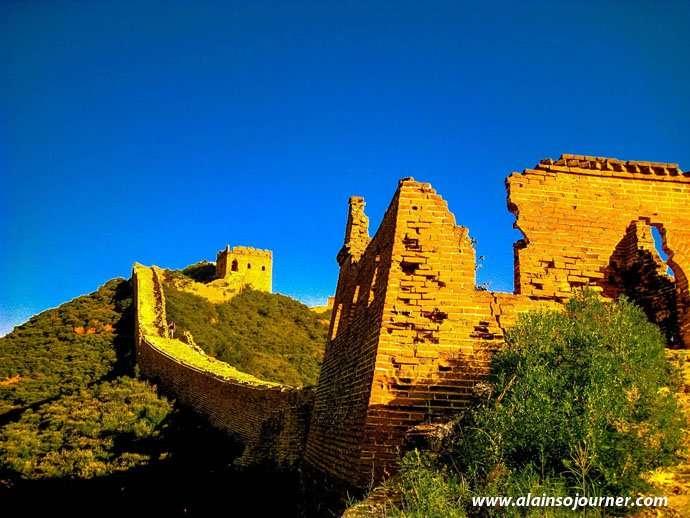 Sematai Great Wall of China