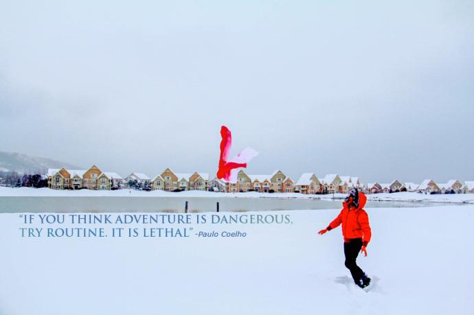 Travel Quote from  Paulo Coelho