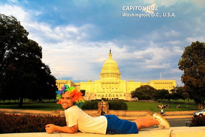 Capitol Hill, Washington D.C. USA