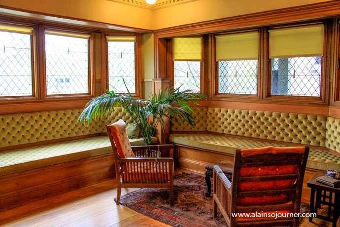Chicago Frank Lloyd Wright Home 16