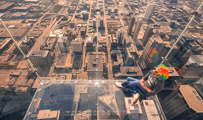 sears tower skydeck