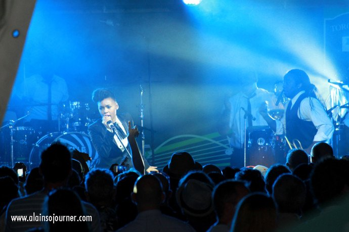 Janelle Monae gave her best performance during TD Jazz Festival last year.