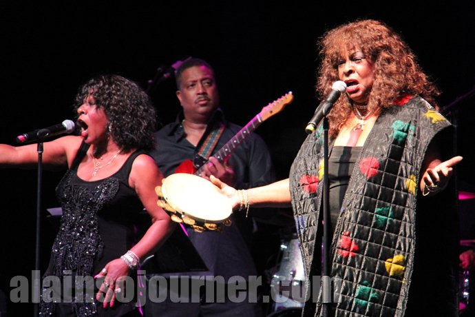 Martha Reeves at the TD Toronto Jazz Festival 2013
