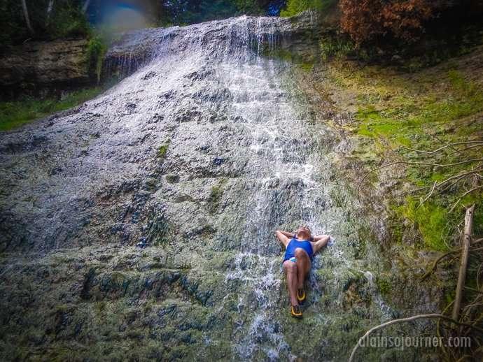 Elora Gorge Tubing Grand River