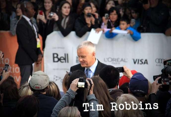 Tim Robbins TIFF 2013 Life of Crime