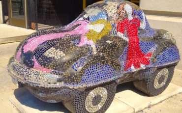 MOsaic Car