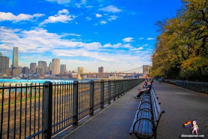 Brooklyn Height Promenade
