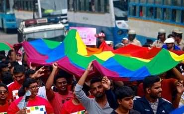 Bangalore Pride Parade 2013 India 6