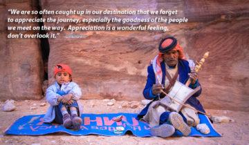 Portraits from Jordan People of Jordan
