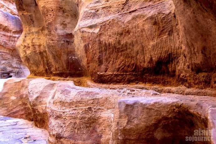 Petra Siq Jordan The Treasury