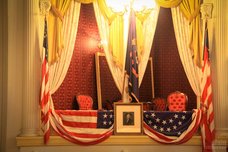 This is Where Abraham Lincoln Died
