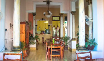Where to stay in Cuba Cienfuegos