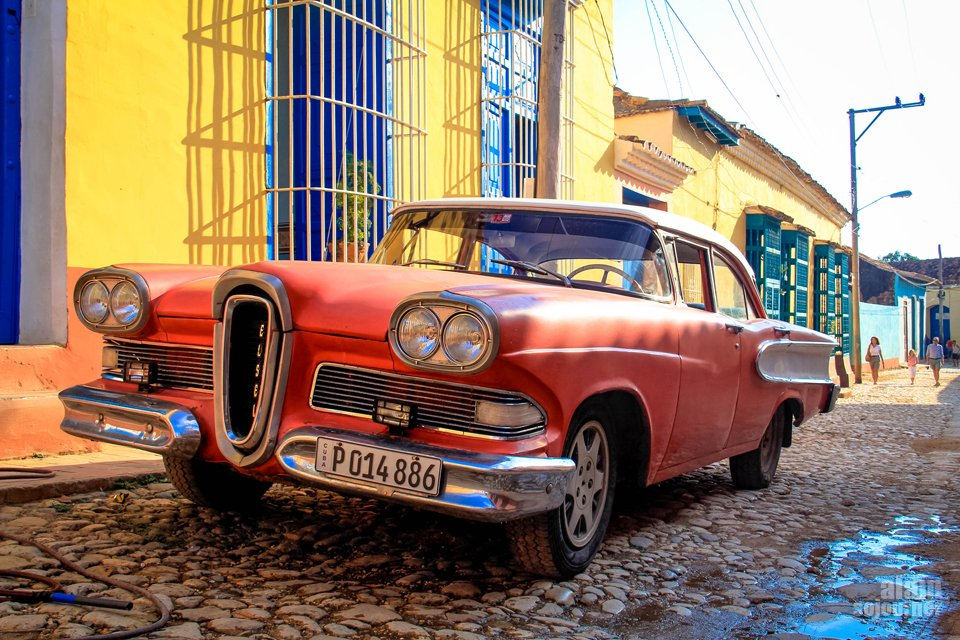 Classic Cars In Cuba Keep Calm And Wander