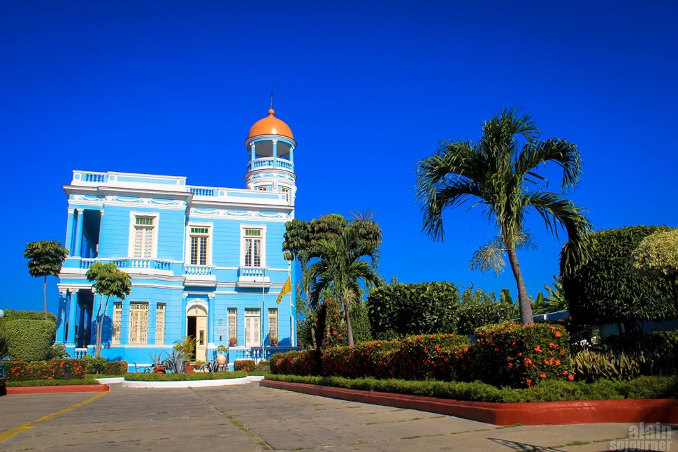 A Day in Cienfuegos