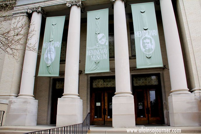 Hemingway Museum Chicago 1