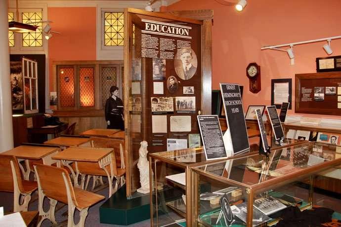 Hemingway Museum Chicago 3