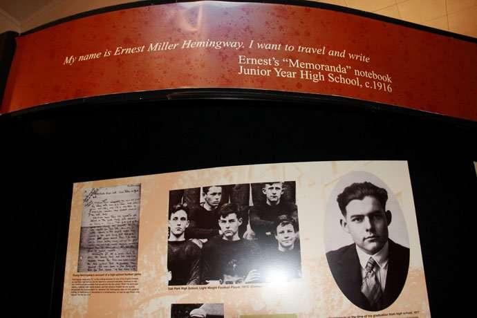 Hemingway Museum Chicago 5