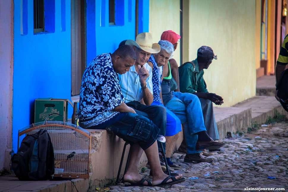 Men and Women in Cuba