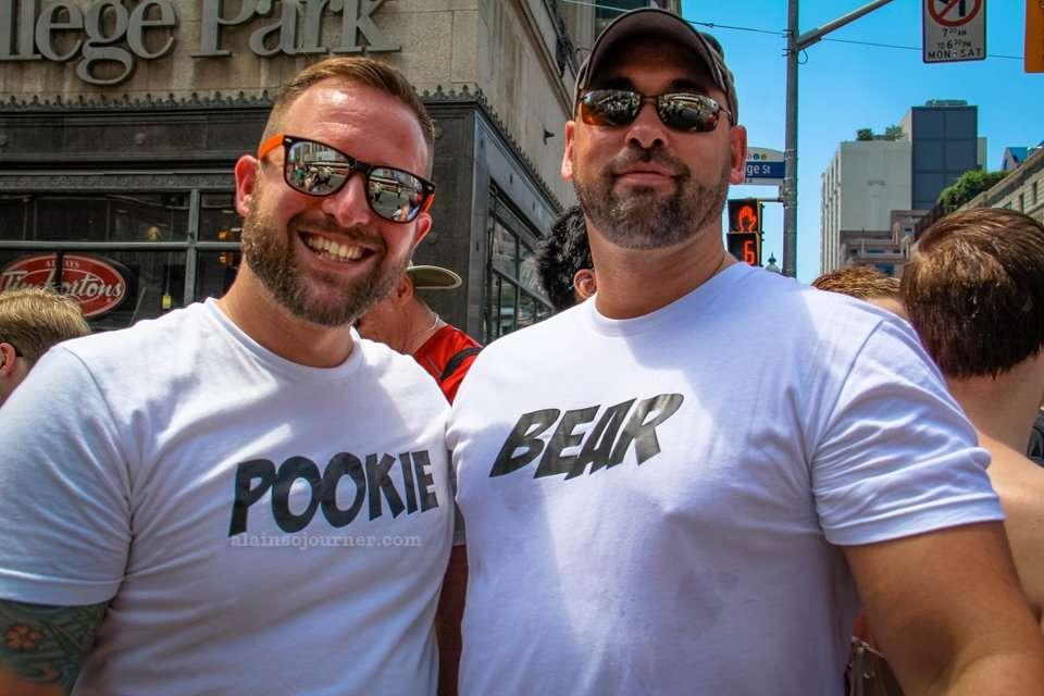 Iran at the World Pride Parade 2014 in Toronto