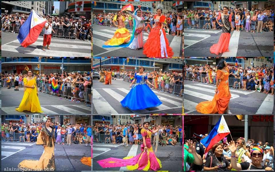 World Pride Parade 2014 Toronto Philippines