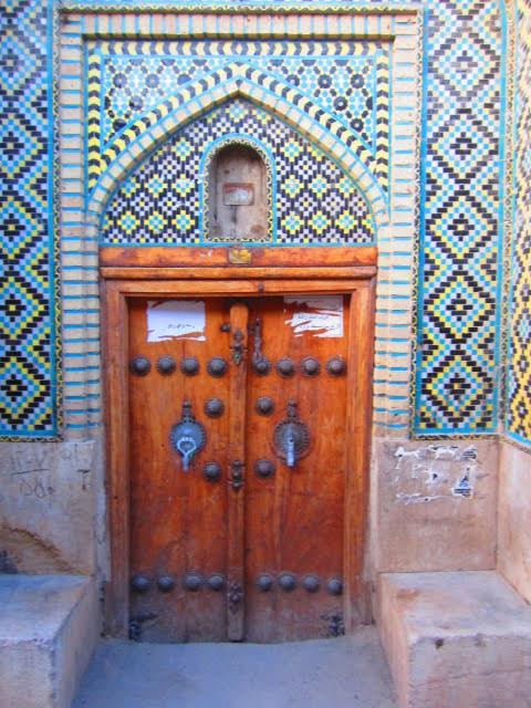 The Beauty of Iran Held Me Hostage