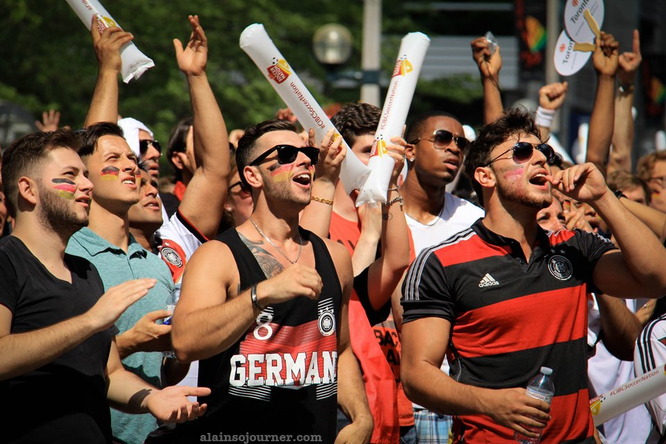 The Day When Germany Won The World Cup