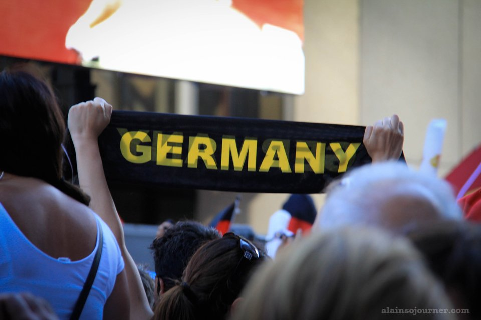 The Day Germany Won The World Cup 2014 in Brazil!