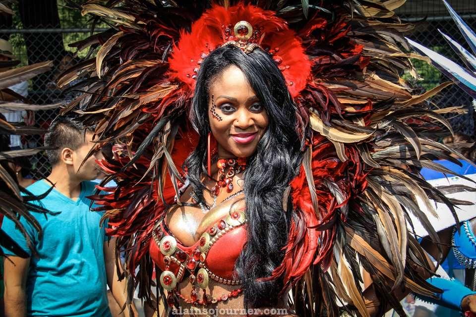 Scotiabank Caribbean Carnival 2014 Parade Toronto Photos Caribana