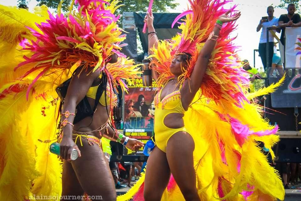 Scotiabank Caribbean Carnival 2014 Parade Toronto Caribana