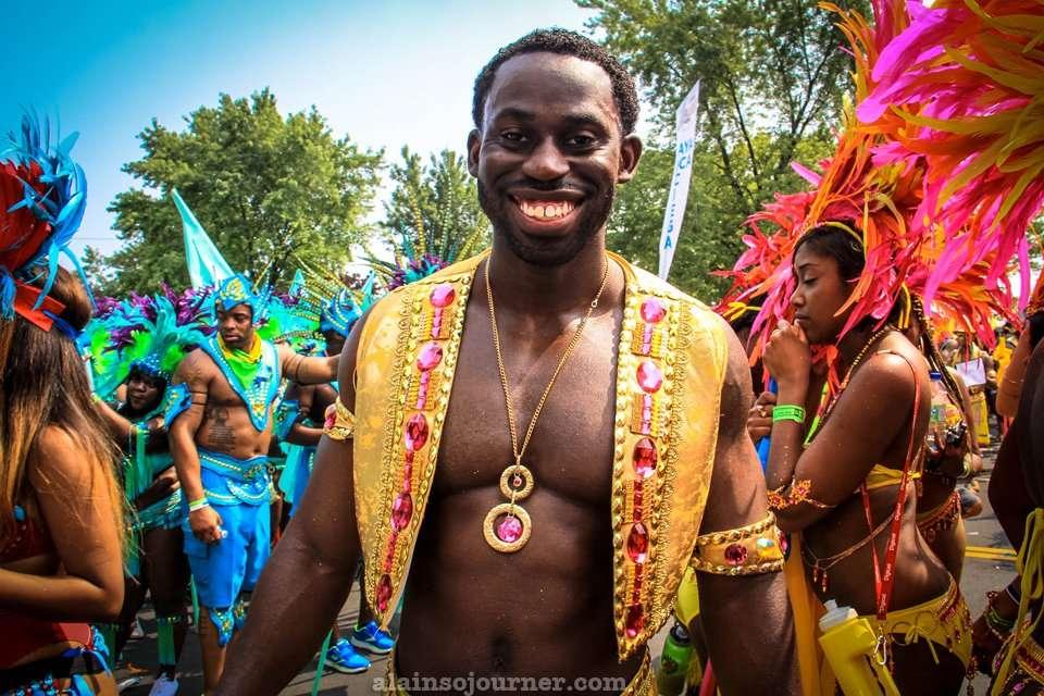 Scotiabank Caribbean Carnival 2014 Parade Toronto Caribana Photos