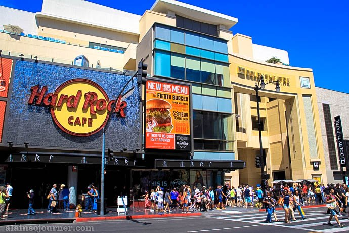 Hard Rock Cafe Hollywood Twitter