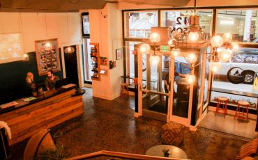 San Francisco Downtown Gay Friendly Hostel Review 5